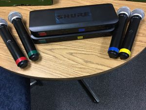 Shure BLX Wireless Combo System Microphones for Sale in Vancouver, WA