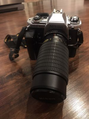 Nikon Camera with Lenses for Sale in Palm Harbor, FL