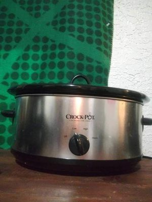 6 at. Crock Pot for Sale in Salt Lake City, UT
