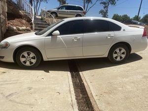 2008 white impala for Sale in Moreno Valley, CA