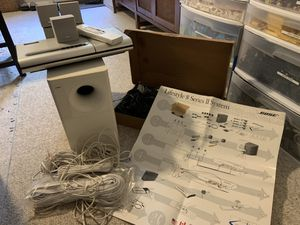 Bose Lifestyle 8 Series II System for Sale in Falls Church, VA