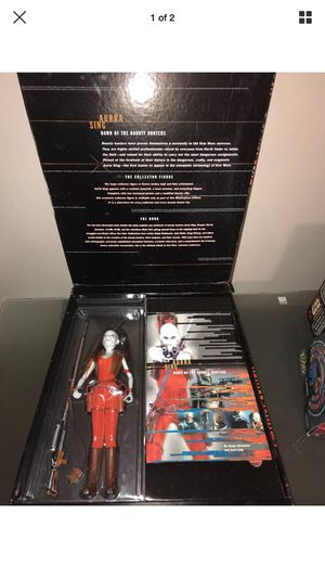 Star Wars Aurra Sing: Dawn of the Bounty Hunters: Masterpiece Edition for Sale in Stockton, CA