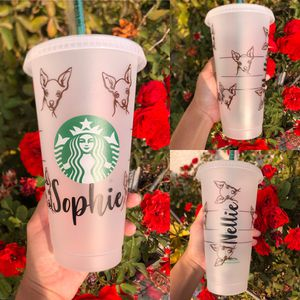 Custom Starbucks Reusable Tumbler Cup for Sale in Covina, CA