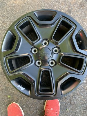 Keep rims for sale $500 set of 5 for Sale in Leesburg, VA