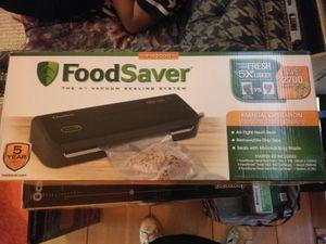 Food saver sealer for Sale in Tacoma, WA