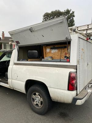Comercial camper shell for Sale in Manteca, CA