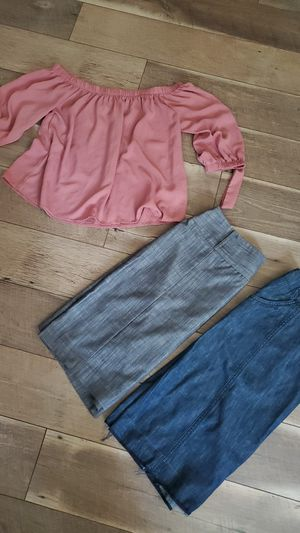 Top & pencil skirts for Sale in West Covina, CA
