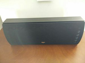 Klipsch center channel speaker. Excellent condition. Sounds awesome!!! for Sale in Yorktown, VA