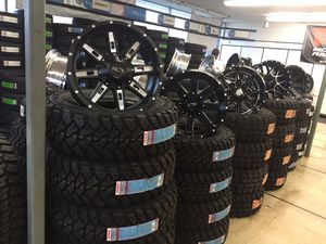 Tires rims payment for Sale in Waldo, OH