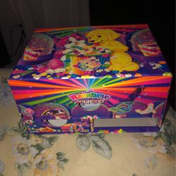 Vintage Lisa Frank Box for Sale in Irving,  TX