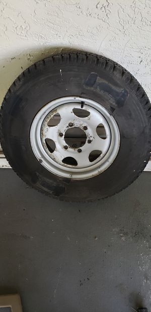Single Bridgestone tire and rim for Sale in Sunrise, FL