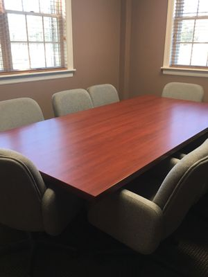 OFFICE FURNITURE AND SUPPLIES for Sale in Piscataway, NJ