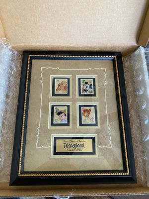 Disney pin frame set for Sale in Long Beach, CA