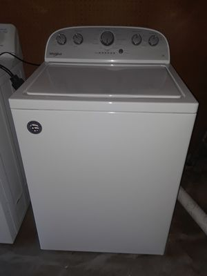 LIKE NEW : Whirlpool 3.5 cuft. Washer for Sale in Fishers, IN