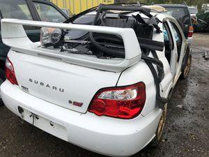 2005 Subaru WRX Sti PART OUT for Sale in Fairfax, VA