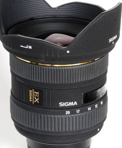 Sigma 10-20mm Canon Mount for Sale in Kuna,  ID