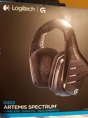 logitech g933 wireless gaming headset for Sale in Germantown, MD