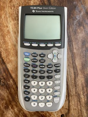 TI 84+ Graphing Calculator (+extra color) for Sale in Hillsborough, CA