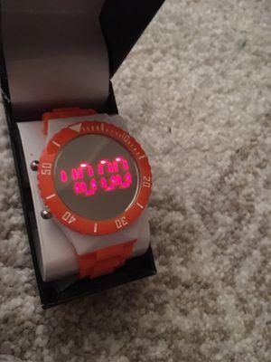 Orange Digital Watch for Sale in Manassas, VA