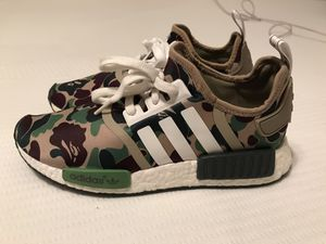 Adidas NMD R1 Bape for Sale in Romoland, CA