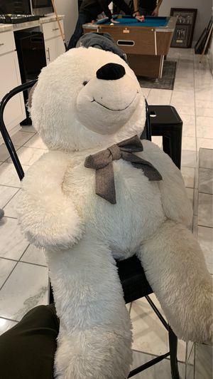Big Teddy Bear Gift/ Large Stuffed Animal White Bear for Sale in Taylor, MI