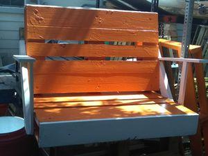 Heavy duty porch swing for Sale in San Antonio, TX