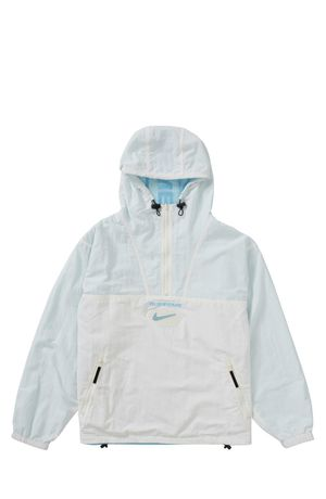 Supreme Nike Jewel Reversible Ripstop Anorak Light Blue, M for Sale in Los Angeles, CA