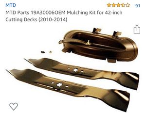 "Mulching Kit 42"" for Sale in Ontario, CA"