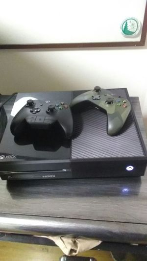 Xbox one for Sale in Baltimore, MD