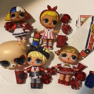 Lol Surprise Dolls All Star Series Lot Of 4 for Sale in Gresham, OR