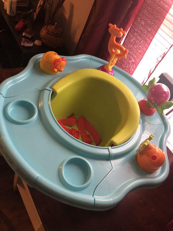 Summer Infant Deluxe Super seat 3in 1