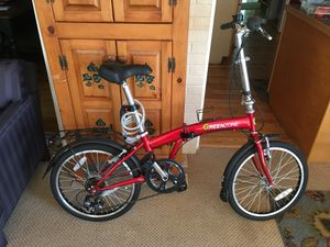 Greenzone Folding Bike for Sale in Bethesda, MD