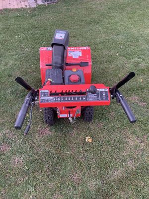 Snow blower for Sale in Elk Grove Village, IL