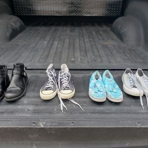 Converse and Vans for Sale in Ferris, TX
