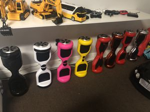 🔥🔥🔥Hoverboard different colors brand new in box including charger And battery for Sale in Fort Lauderdale, FL