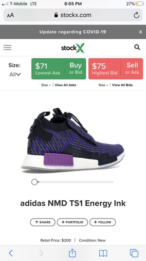 Adidas NMD st1 for Sale in Anaheim, CA