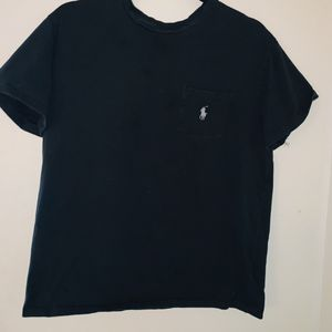 Men black M polo shirt for Sale in Bloomington, CA