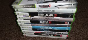 Xbox 360 games for Sale in Tampa, FL