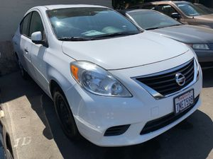 2014 Nissan Versa 1.6 Sv for Sale in Southgate, CA