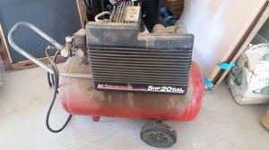 20 gallon 5HP 240volt Craftsman Air Compressor for Sale in Avondale, AZ