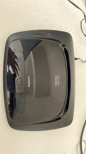 Linksys WRT 120N Router for Sale in San Diego, CA