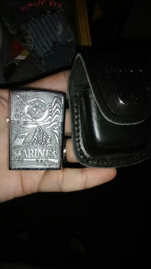 Rare Marine core Zippo for Sale in Buechel, KY