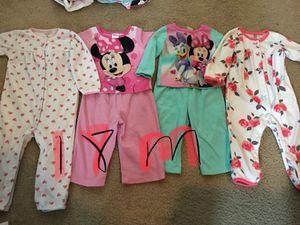Girls fleece pajamas for Sale for sale  Atlanta, GA