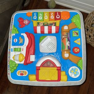 Toddler Learn And Play Table for Sale in Upland, CA
