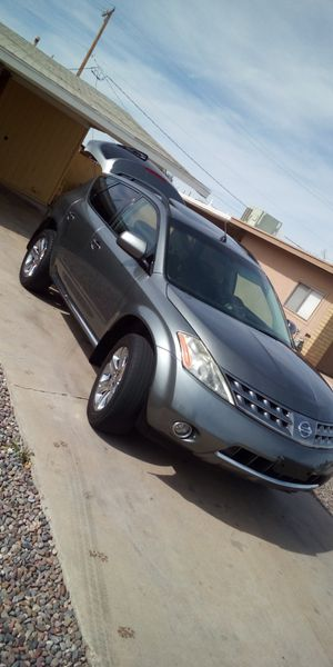 2007 Nissan Murano for Sale in Tempe, AZ