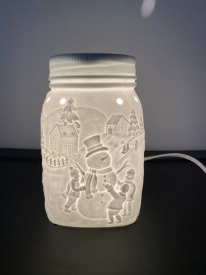 Let It Snow Scentsy Warmer for Sale in Parma, OH