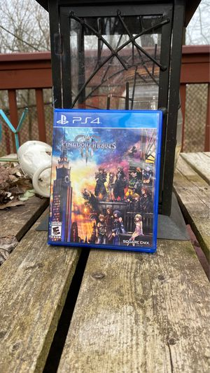 Kingdom Hearts 3 for Sale in Middleburg Heights, OH