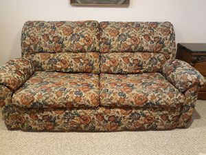 Loveseat/full sofa bed couch for Sale in Lewisburg, PA
