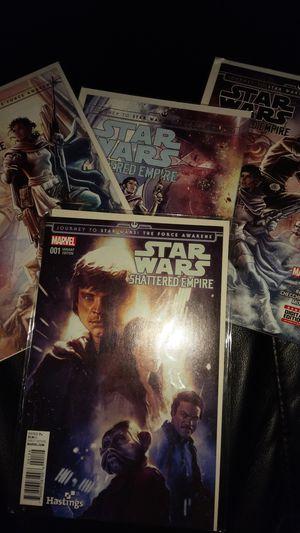 Star Wars Shattered Empire 1-4 for Sale in Jacksonville, FL