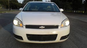 2007 Chevy Impala LTZ (Low Miles) for Sale in Tampa, FL